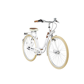 Ortler Summerfield 7 Stadsfiets Dames, wit